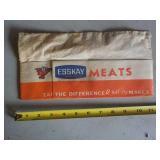 Esskay Meats paper hat