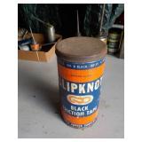 Slipknot Black Friction Tape