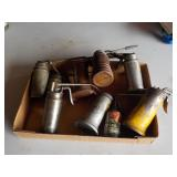 Ten Oil Cans