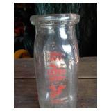 ½ pint Milk Jar