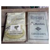 Two Almanacs