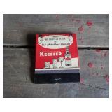 Kessler Matchbook