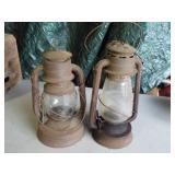 2 Dietz Lanterns
