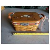 First State Antique Tractor Club Basket