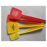 4 Fly Swatters