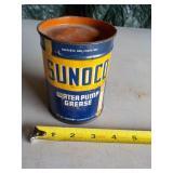 Sunoco Automotiv Lubricant can