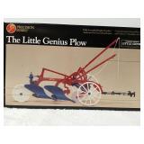 McCormick Deering Little Genius Plow. 1/16 scale.