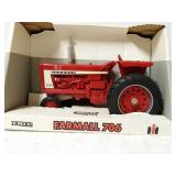 Case Farmall 706 1/16 scale.  Never been out of