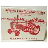 Lafayette Farm toy show addition International