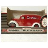 1938 International McCormick Farmall panel Truck