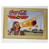 Coca-Cola 1929 Lockheed Air Express die cast