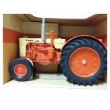 Case 600 tractor. 1/16 scale.  Never been out of