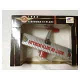 1934 Stearman Bi-Plane case International