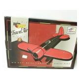 1929 travel air model are die cast bank