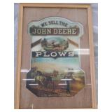 John Deere plows frames picture 22 x 80