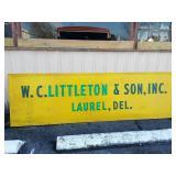 W.C. Littleton &Son, Inc Laurel, Del yellow 119