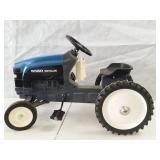 New Holland 8560 pedal tractor