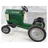 """Spirit of Oliver"" pedal tractor"