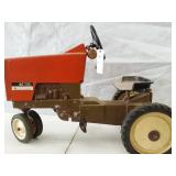 Allis Chalmers A-C 7080 pedal tractor