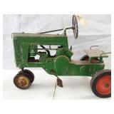 John Deere 60. Seat broke. Good repair tractor