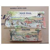 New Idea antique Puzzle. Missing 6 pieces.