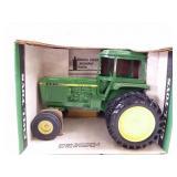 John Deere sound-Gard tractor.  1/16 scale. New