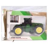 John Deere  battery operated tractor. 1/32 scale