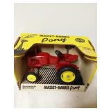 Massey Harris Pony. 1/16 scale. Never been out of