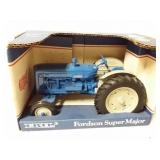 Fordson super major. 1/16 scale. Never been out