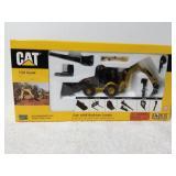 CAT 420E Backhoe loader. 1:50 scale