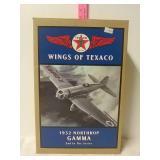 Texaco. Wings of Texaco. 1932 Northrop Gamma. 2nd