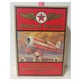Texaco. Wings of Texaco. 1930 Travel Air Model R