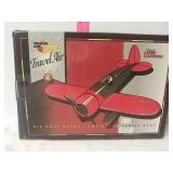 1929 travel air model are die cast metal