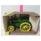 """John Deere 1953 Model """"D"""" tractor, collectors"""