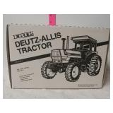 Deutz Allis special edition. Front wheel assist.