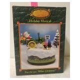 John Deere masterpiece editions Holiday Musical,