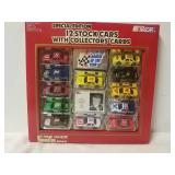NASCAR special edition 12 stop cars with