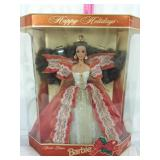 1997 holiday Barbie