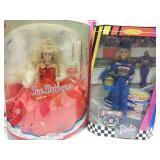 Ice princess doll and Nasar Barbie