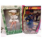 Radio City Rockets doll and Nasar Barbie