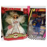 1996 Woolworth Edition doll and Nasar Barbie