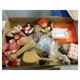 Miscellaneous baby box lot