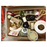 Miscellaneous sewing supplies