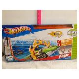 Hot wheels track. Never been opened