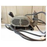 Antique electric sander