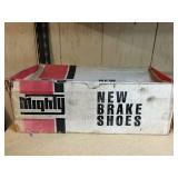 Chevy brake shoes