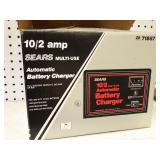 Sears battery charger