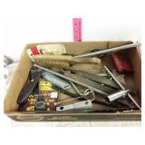 Misc. tool lot