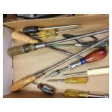 13 screwdriver lot