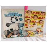 National lampoon and Mad magazine